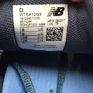 New Balance Shoes - Women's New Balance 412 V3 Running Shows Size 8